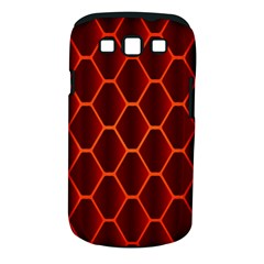 Snake Abstract Pattern Samsung Galaxy S Iii Classic Hardshell Case (pc+silicone) by Simbadda