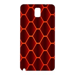 Snake Abstract Pattern Samsung Galaxy Note 3 N9005 Hardshell Back Case by Simbadda