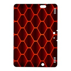 Snake Abstract Pattern Kindle Fire Hdx 8 9  Hardshell Case by Simbadda