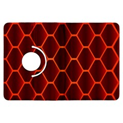 Snake Abstract Pattern Kindle Fire Hdx Flip 360 Case by Simbadda