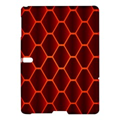 Snake Abstract Pattern Samsung Galaxy Tab S (10 5 ) Hardshell Case  by Simbadda