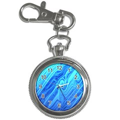 Vintage Pattern Background Wallpaper Key Chain Watches by Simbadda