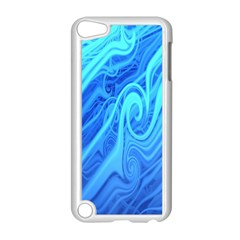 Vintage Pattern Background Wallpaper Apple Ipod Touch 5 Case (white) by Simbadda