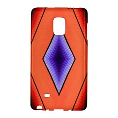 Diamond Shape Lines & Pattern Galaxy Note Edge by Simbadda