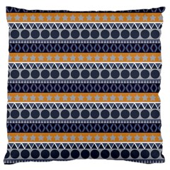 Abstract Elegant Background Pattern Large Cushion Case (one Side) by Simbadda