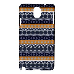 Abstract Elegant Background Pattern Samsung Galaxy Note 3 N9005 Hardshell Case by Simbadda