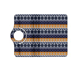 Abstract Elegant Background Pattern Kindle Fire Hd (2013) Flip 360 Case by Simbadda