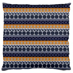 Abstract Elegant Background Pattern Standard Flano Cushion Case (two Sides) by Simbadda