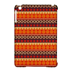 Abstract Lines Seamless Pattern Apple Ipad Mini Hardshell Case (compatible With Smart Cover) by Simbadda