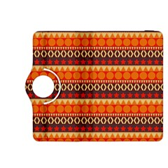Abstract Lines Seamless Pattern Kindle Fire Hdx 8 9  Flip 360 Case by Simbadda