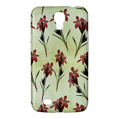 Vintage Style Seamless Floral Wallpaper Pattern Background Samsung Galaxy Mega 6 3  I9200 Hardshell Case by Simbadda