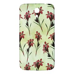 Vintage Style Seamless Floral Wallpaper Pattern Background Samsung Galaxy Mega I9200 Hardshell Back Case by Simbadda