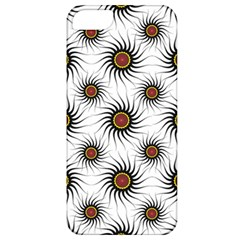 Pearly Pattern Half Tone Background Apple Iphone 5 Classic Hardshell Case by Simbadda