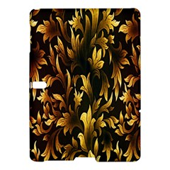 Loral Vintage Pattern Background Samsung Galaxy Tab S (10 5 ) Hardshell Case