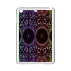 Digital Colored Ornament Computer Graphic Ipad Mini 2 Enamel Coated Cases by Simbadda