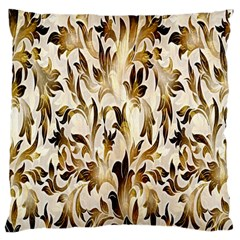 Floral Vintage Pattern Background Large Cushion Case (two Sides) by Simbadda
