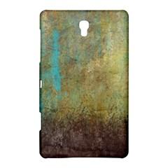 Aqua Textured Abstract Samsung Galaxy Tab S (8 4 ) Hardshell Case