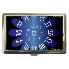 Astrology Birth Signs Chart Cigarette Money Cases by Amaryn4rt