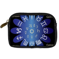 Astrology Birth Signs Chart Digital Camera Cases by Amaryn4rt