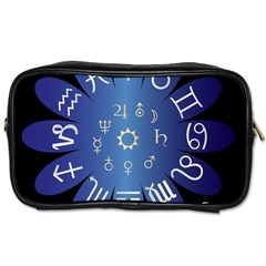Astrology Birth Signs Chart Toiletries Bags 2 Side by Amaryn4rt