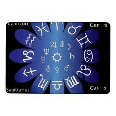 Astrology Birth Signs Chart Samsung Galaxy Tab Pro 10 1  Flip Case by Amaryn4rt