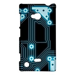 A Completely Seamless Background Design Circuitry Nokia Lumia 720 by Amaryn4rt