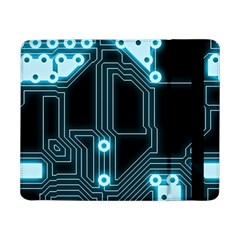A Completely Seamless Background Design Circuitry Samsung Galaxy Tab Pro 8 4  Flip Case by Amaryn4rt