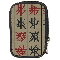 Ancient Chinese Secrets Characters Compact Camera Cases by Amaryn4rt