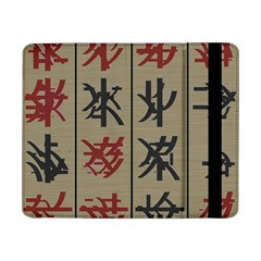Ancient Chinese Secrets Characters Samsung Galaxy Tab Pro 8 4  Flip Case by Amaryn4rt