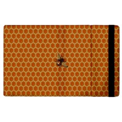 The Lonely Bee Apple Ipad 2 Flip Case by Amaryn4rt