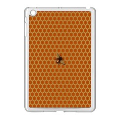 The Lonely Bee Apple Ipad Mini Case (white) by Amaryn4rt