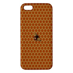 The Lonely Bee Iphone 5s/ Se Premium Hardshell Case by Amaryn4rt