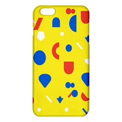 Circle Triangle Red Blue Yellow White Sign Iphone 6 Plus/6s Plus Tpu Case by Alisyart