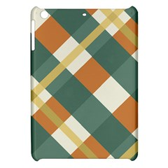 Autumn Plaid Apple Ipad Mini Hardshell Case by Alisyart
