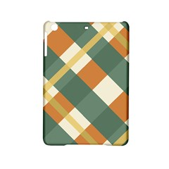 Autumn Plaid Ipad Mini 2 Hardshell Cases by Alisyart