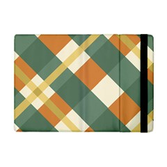 Autumn Plaid Ipad Mini 2 Flip Cases by Alisyart