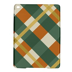 Autumn Plaid Ipad Air 2 Hardshell Cases by Alisyart