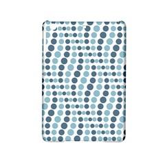 Circle Blue Grey Line Waves Ipad Mini 2 Hardshell Cases by Alisyart