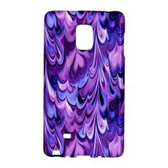 Purple Marble  Galaxy Note Edge by KirstenStar