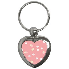 Drug Pink Key Chains (heart)  by Alisyart