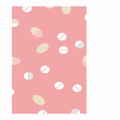 Drug Pink Small Garden Flag (two Sides) by Alisyart