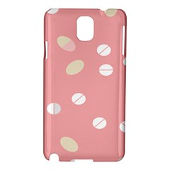 Drug Pink Samsung Galaxy Note 3 N9005 Hardshell Case by Alisyart