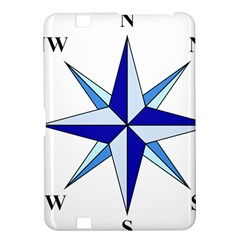 Compass Blue Star Kindle Fire Hd 8 9  by Alisyart