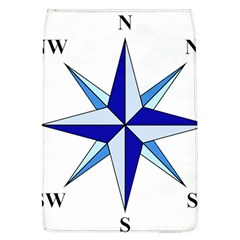 Compass Blue Star Flap Covers (l)  by Alisyart