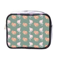 Lifestyle Repeat Girl Woman Female Mini Toiletries Bags by Alisyart