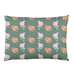 Lifestyle Repeat Girl Woman Female Pillow Case (two Sides) by Alisyart