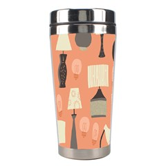 Lamps Stainless Steel Travel Tumblers by Alisyart