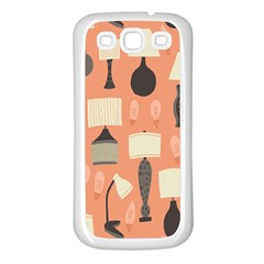 Lamps Samsung Galaxy S3 Back Case (white) by Alisyart