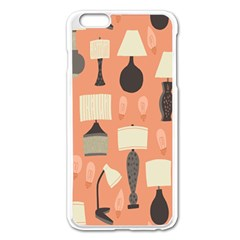 Lamps Apple Iphone 6 Plus/6s Plus Enamel White Case by Alisyart
