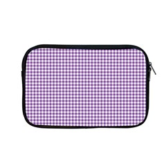 Purple Tablecloth Plaid Line Apple Macbook Pro 13  Zipper Case by Alisyart